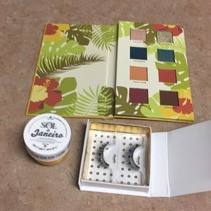 Other - Part of June Boxy charm - palette eye lashes etc